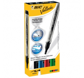 MARCATORE PER LAVAGNA CANCELLABILE LIQUID INK POCKET  Colore 4 colori assortiti
